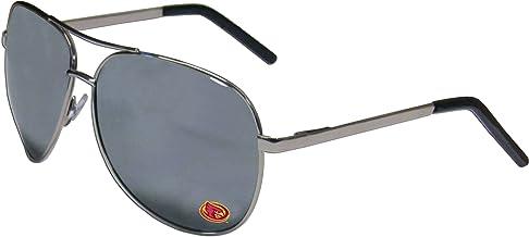 Siskiyou Iowa St. Cyclones Aviator Sunglasses