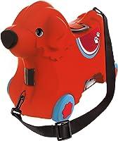 BIG Gioco Ware Fabbrica 800055350–Bobby–Trolley, Rosso