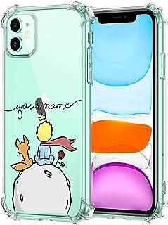 Suhctup Compatible con iPhone X/XS Funda para Silicona con Dibujos Animados Diseño Cárcasa Ultra-Fina Transparente Suave T...