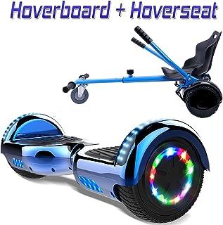 "COLORWAY Hover Scooter Board 6,5"" con Asiento Kart con"