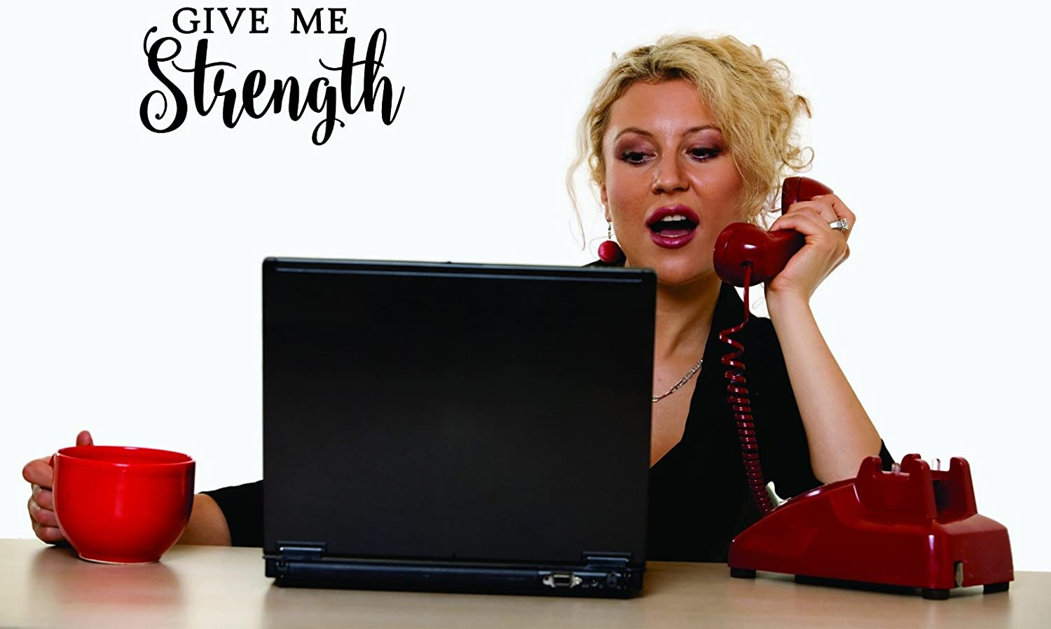 Design with Vinyl JER 1728 Very popular 3 Hot Ranking TOP9 Decals Me Strength Give New Wal