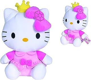 Simba 109281013 - Peluche de Hello Kitty con Traje de Princesa, 50 cm