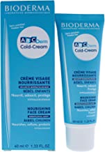 Bioderma ABCDerm Cold-Cream Moisturizing Face Cream for Babies and Kids - 1.33 fl. oz.