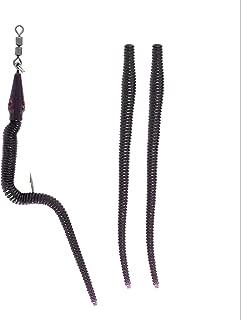 Swimming Snake Black Grape Fishing Terminal Tackle, Black Grape
