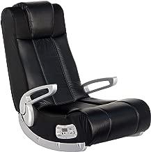 X Rocker 5127301 Ii Se Black Wireless/Rails/Ff-Speakers/Silver Plastic Arms