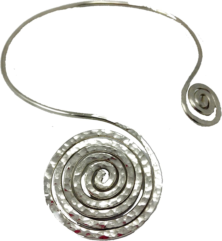 Elaments Design Kansas City Mall Detroit Mall Chakra Collar Necklace Des Large Infiniti Spiral