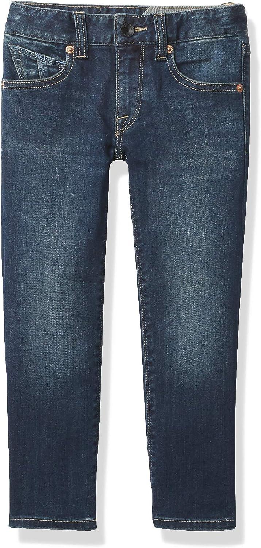 Volcom Boys' Time sale Vorta Slim Fit Jeans Boys Big Little Denim 55% OFF