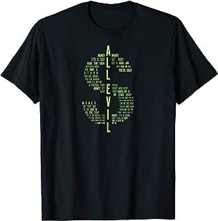 Shirt.Woot: Money T-Shirt