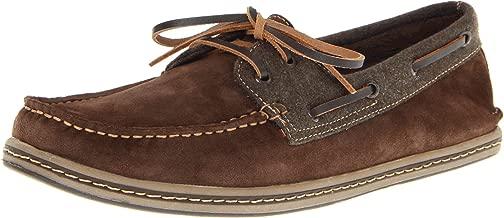 GBX Men's Rawhide Boat Shoe