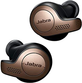 Jabra ELITE65T-CBK True Wireless Earbuds - Copper Black (Pack of 1)