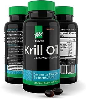 Best megared omega 3 krill oil 500mg Reviews
