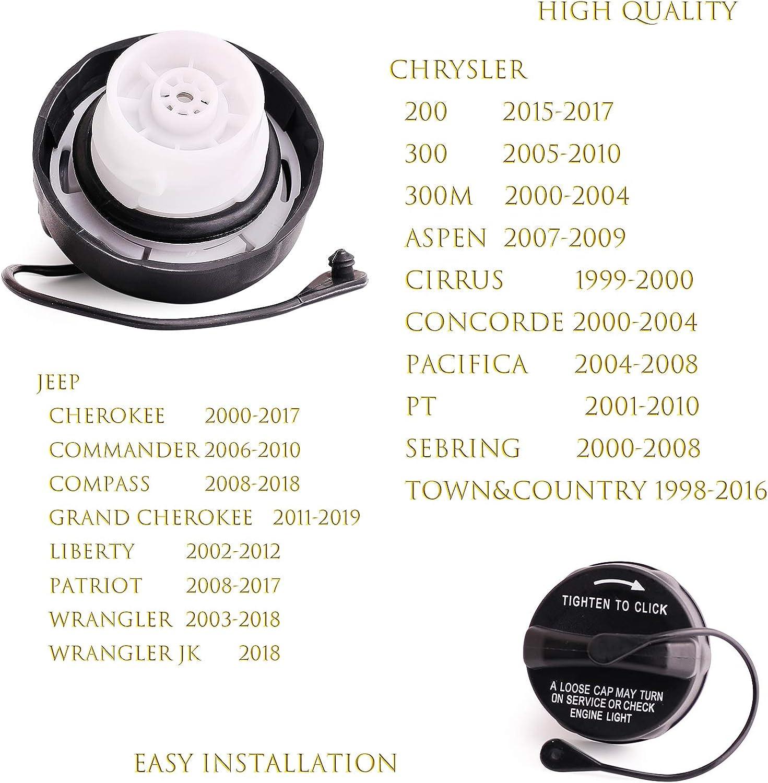 Fuel Tank Caps 52030379AA,52030379AB,52030380AA,52030380AB ...