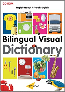 Bilingual Visual Dictionary Cd-rom: English-french
