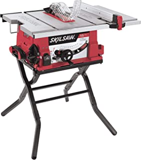 SKIL 3410-02 10-Inch Table Saw with Folding Stand (Renewed)