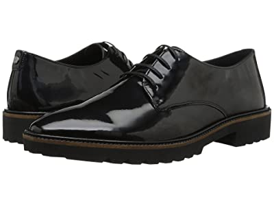 ECCO Incise Tailored (Black Cow Leather) Women