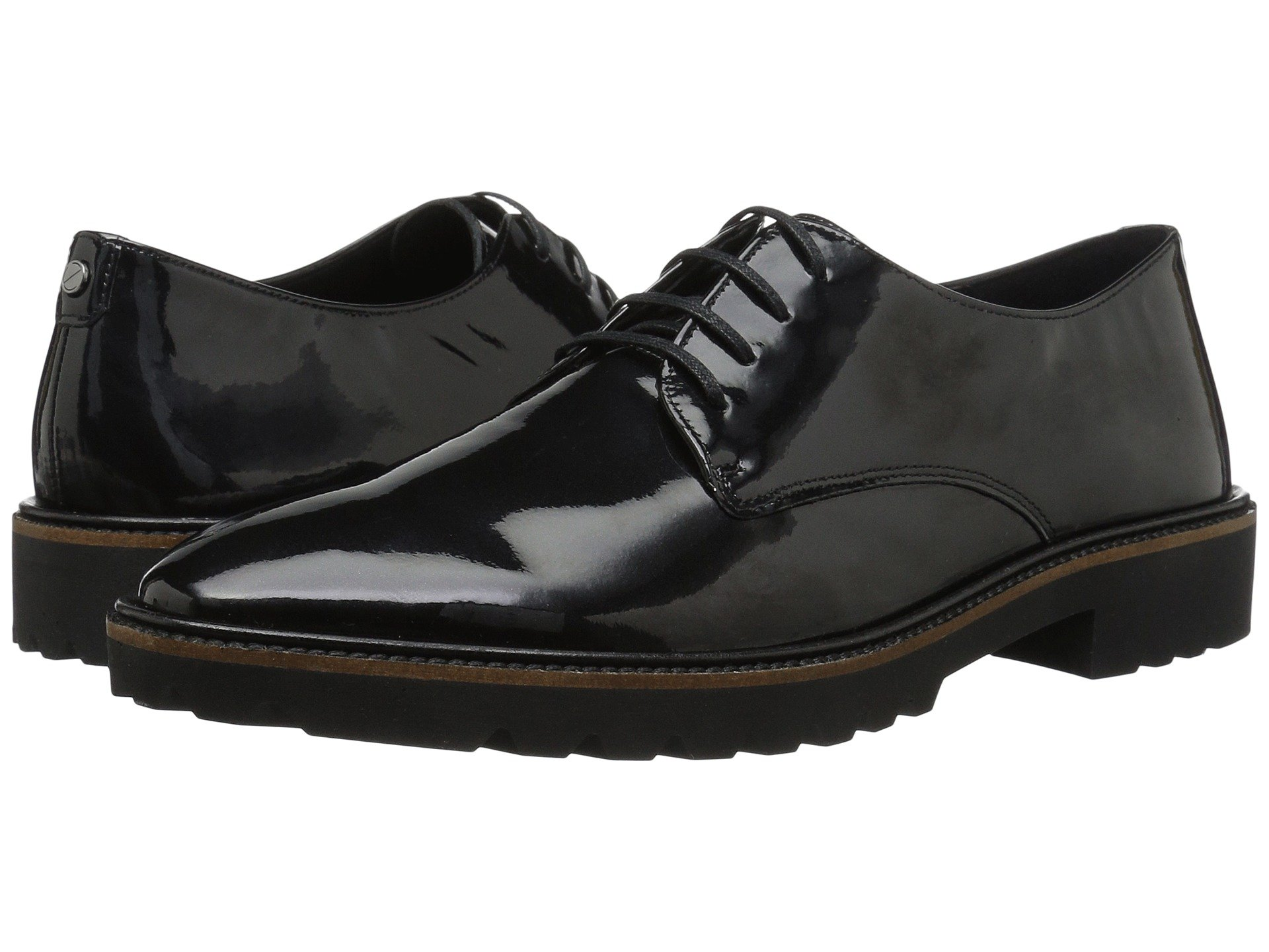Tailored Cow Ecco Incise Leather Black w5qFpB