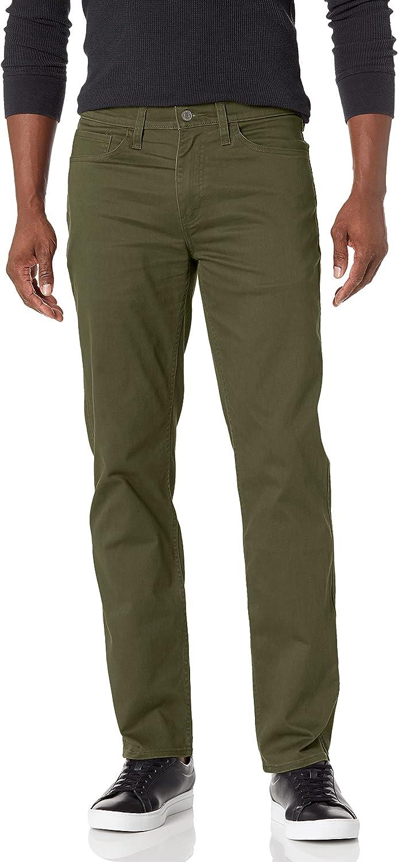 Dockers 新品■送料無料■ Men's Straight Fit Jean Pants お値打ち価格で Tech Cut Seasons All