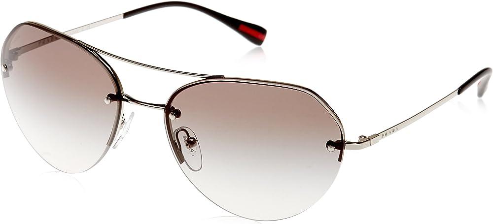 Prada occhiali da sole per uomo 57RS