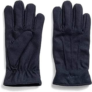 Luxury Fashion   Gant Mens 1903093024405 Blue Gloves   Fall Winter 19