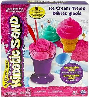 Kinetic Sand Ice Cream Construction Set