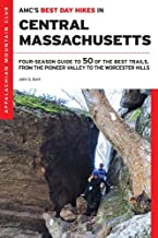 AMC's Best Day Hikes in Central Massachusetts: Four-Season Guide to 50 of the Best Trails, from the Pioneer Valley to the ...