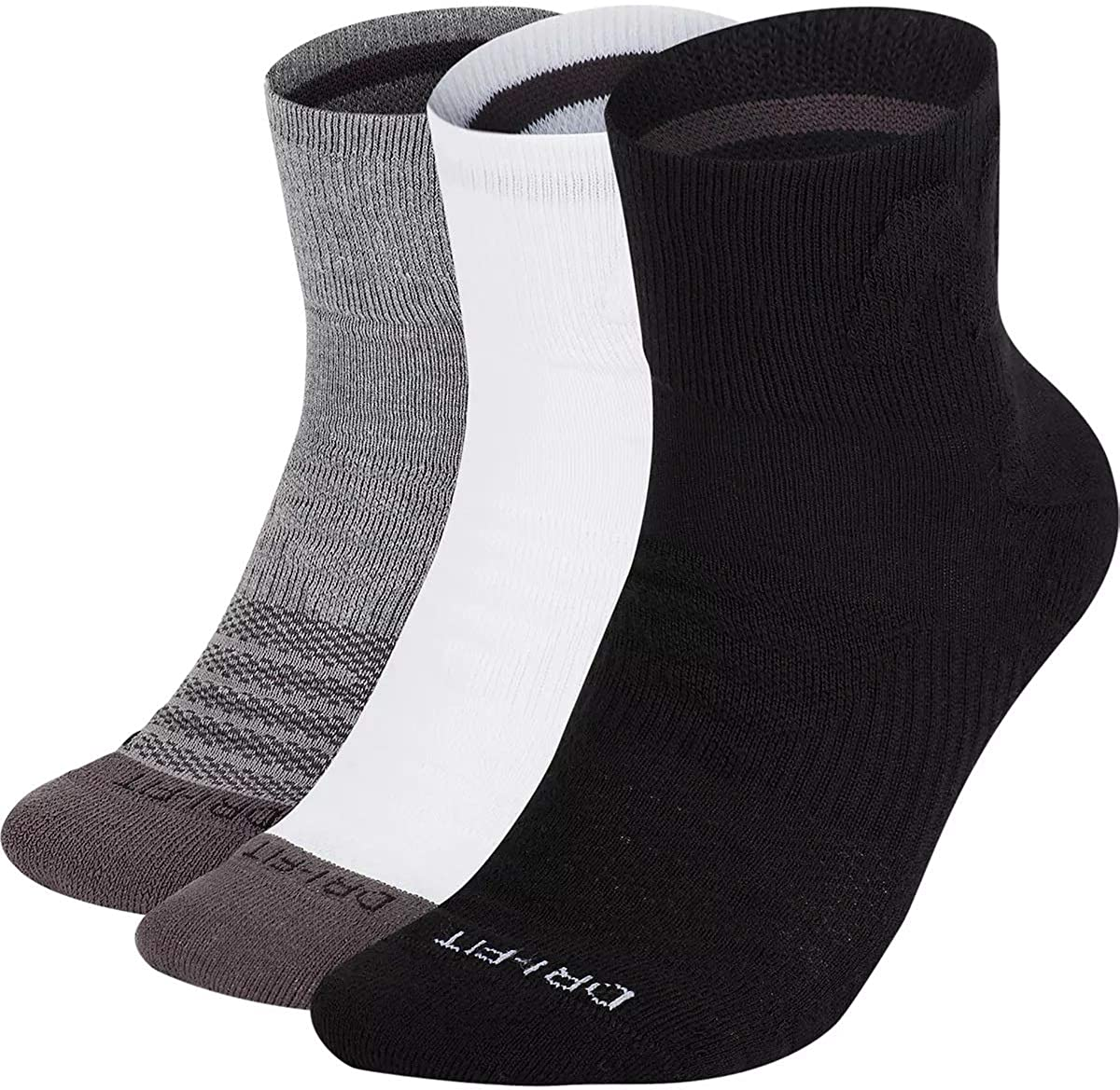 Details about  /***3 PAIR NEW GANDER MNT ALL SPORT COOL MAX WICKING CREW SOCKS WOMENS SZ M 6-10