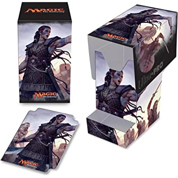 Commander 2016 PRO-100 Deck Box Magic the Gathering Maelstrom Wielder Ultra PRO 88-86483 Yidris