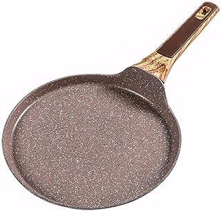 Professional Crepe Pan Pancake Omelet Pan 24 cm, 26cm lager-kaka tårta pannkaka crepe maker platt panna griddle frukost om...