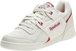 Reebok Workout Lo Plus, Women's Sneakers, White