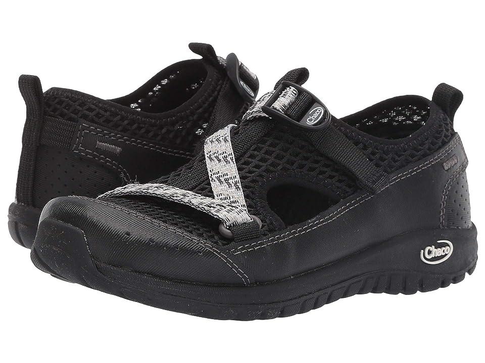 Chaco Kids Odyssey (Toddler/Little Kid/Big Kid) (Black) Kids Shoes
