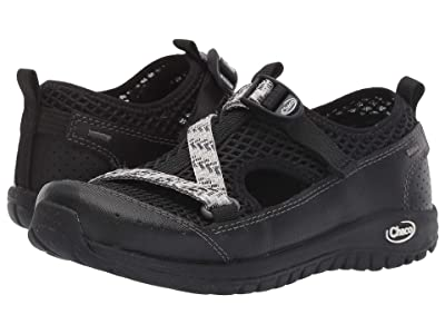 Chaco Kids Odyssey (Toddler/Little Kid/Big Kid) (Black) Kids Shoes