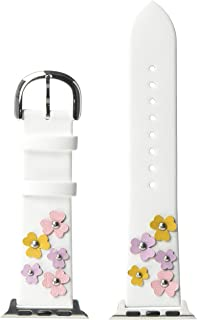 Kate Spade New York Interchangeable Leather Band Compatible with Your 38/40MM Apple Watch- Straps for use with Apple Watch Series 1,2,3,4,5
