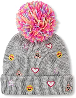 The Childrens Place Girls Beanie Cold Weather Hat