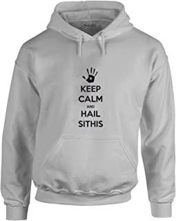 Brand88 - Keep Calm and Hail Sithis, Printed Hoodie