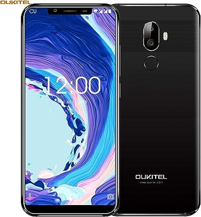 "0ed23fd44cf OUKITEL U18 4G LTE Smartphone Libre,5.85"" 21:9 HD+ Pantalla, Cámara"
