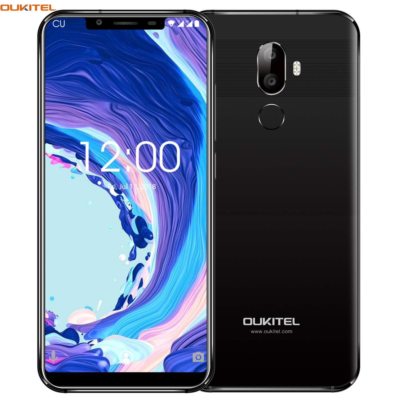 "OUKITEL U18 4G LTE Smartphone Libre,5.85"" 21:9 HD+ Pantalla ..."