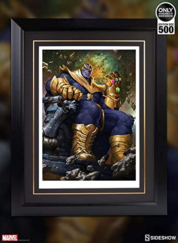 Sideshow 5002942 - Marvel - Defensive - Official Frame Painting