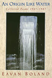 Origin Like Water: Collected Poems 1957--1987