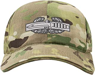 USAMM Combat Action Badge Army Veteran Embroidered Operator Cap