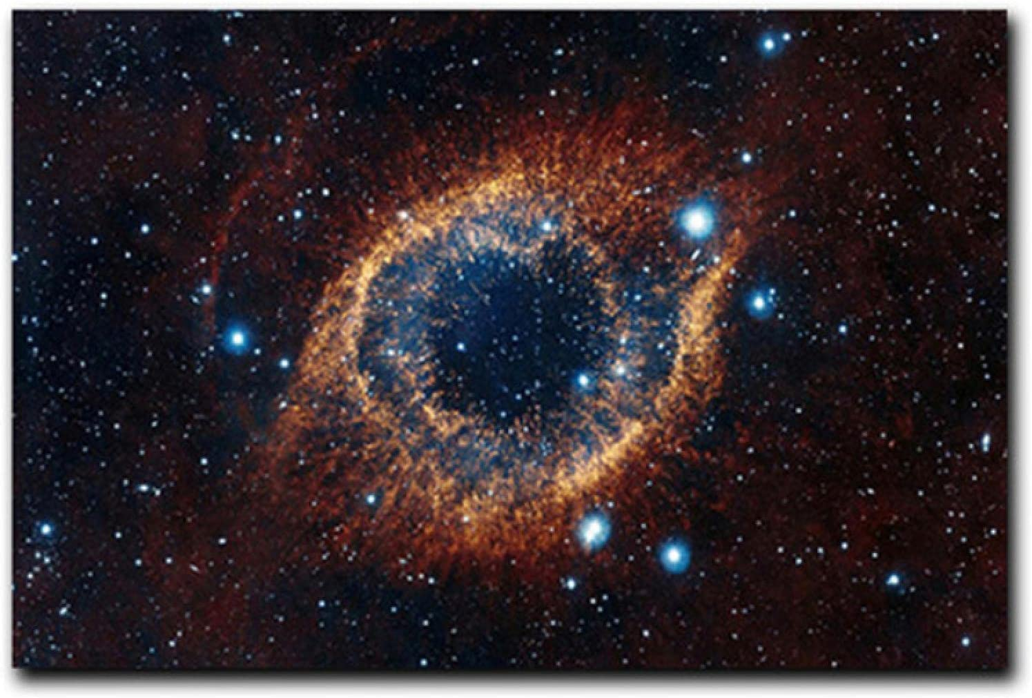 Canvas Print Universe Space And Stars Starry Sales results No. 1 Max 68% OFF Sky Plane Painting