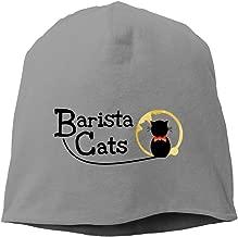LKSJSADJ Auckland's Central Cat Cafe Hedging Hat Black