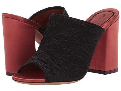 Etro Heeled Sandal (Black) Women