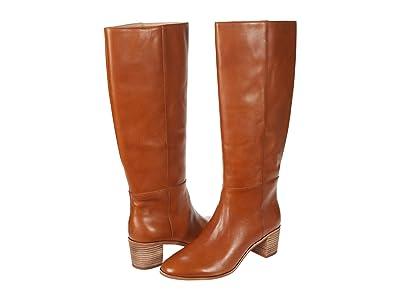 Madewell Geneva Tall Boot (English Saddle) Women