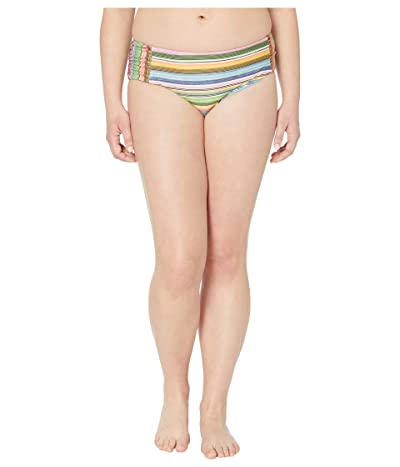 BECCA by Rebecca Virtue Plus Size East Village Hipster Bottoms (Multi) Women