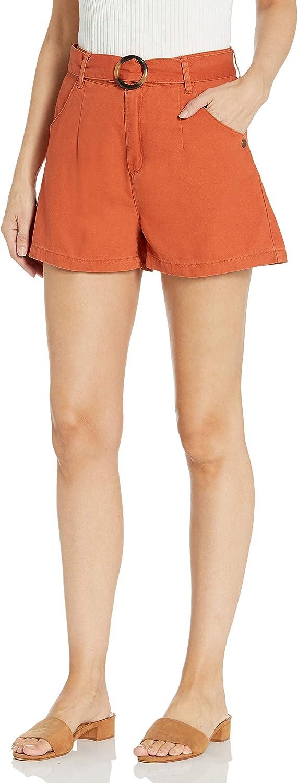Kissing The Swell Denim Shorts