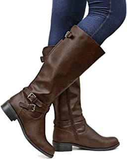 Best over the knee boots wide calf Reviews