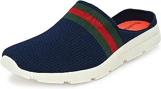حذاء منزلي مفتوح من الخلف من بورغ، موديل WFH-z01 للرجال