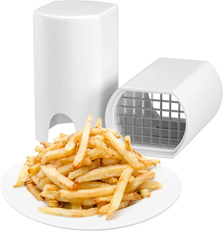 Bradex Potato Chipper Potato Veggie Chopper Best For French Fries Apple Slices Potato Chips Waffle Maker