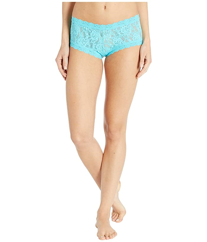 S Victoria/'s Secret Thong No Show Diamond Back Yoga Panty Underwear Alpine Blue