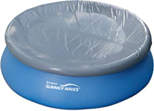 Summer Waves 10' Quick Set Ring Pool Cover
